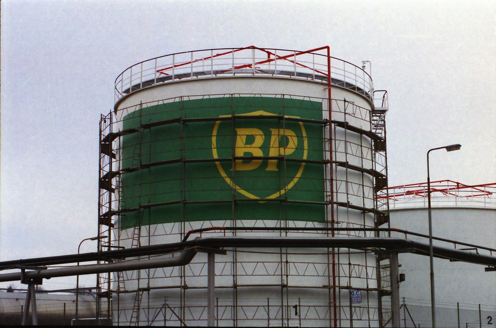 Facaderenovering af bp