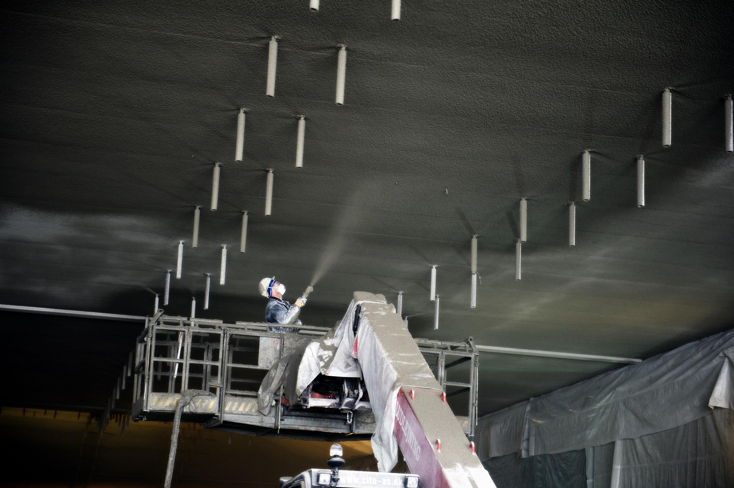 brandbeskyttelse af stål